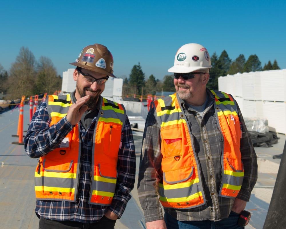 Oregon City Construction 1